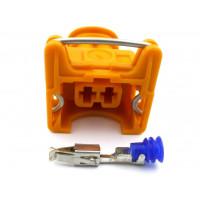 Bosch 2 pol hona (orange färg)